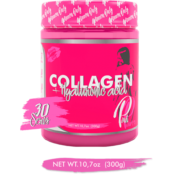 STEEL POWER Pink Collagen 300 гр
